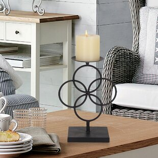 Classic Candle Metal Candlestick