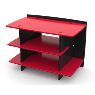 Red Race Kid's Gaming 33 TV Stand by Legare Furniture