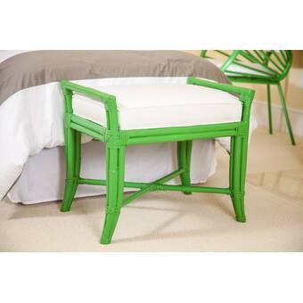 Fairfield Chair Evie Upholstered Bench Wayfair
