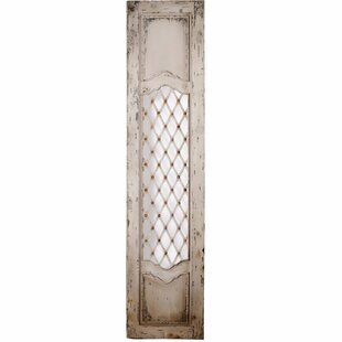 One Allium Way Versailles Country Accented Room Divider