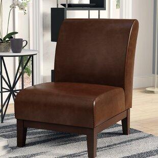 Wrought Studio Patroclus Slipper Chair