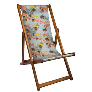 Review Deck Chair