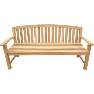 Cato Teak Garden Bench