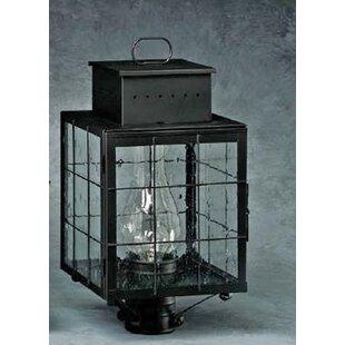 Wildes 1-Light Lantern Head by Breakwater Bay