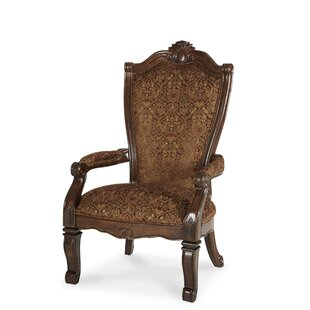 Windsor Court Upholstered Dining Chair by Michael Amini