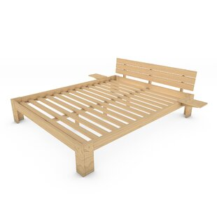 Brianna Solid Wood Bed By Natur Pur