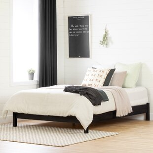 Comparison Tassio Platform Bed by South Shore Reviews (2019) & Buyer's Guide