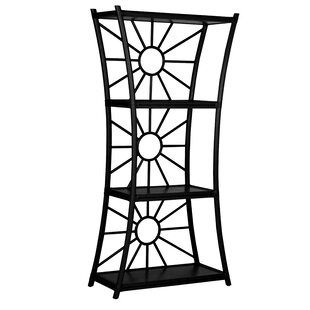 Aura Collection Etagere Bookcase by David Francis Furniture