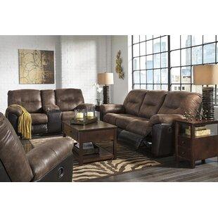 Elsmere Reclining Configurable Living Room Set ByLatitude Run