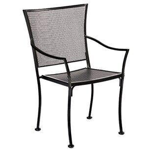 Amelie Bistro Stacking Patio Dining Chair