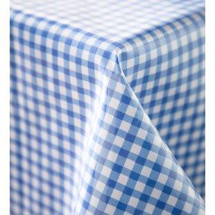Heavy Duty Oilcloth Tablecloth | Wayfair