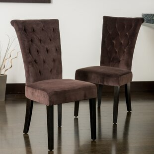 Curcio Side Chair (Set of 2) Alcott Hill