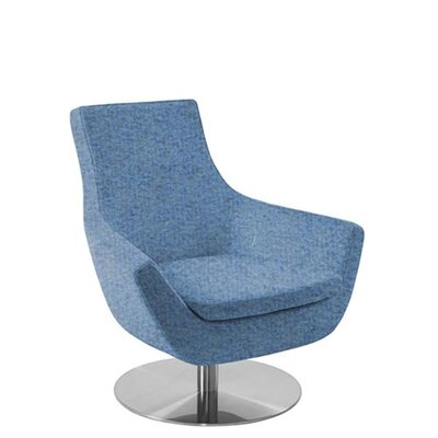 Cool Shipley Swivel Armchair Brayden Studio Upholstery Sky Blue Gmtry Best Dining Table And Chair Ideas Images Gmtryco
