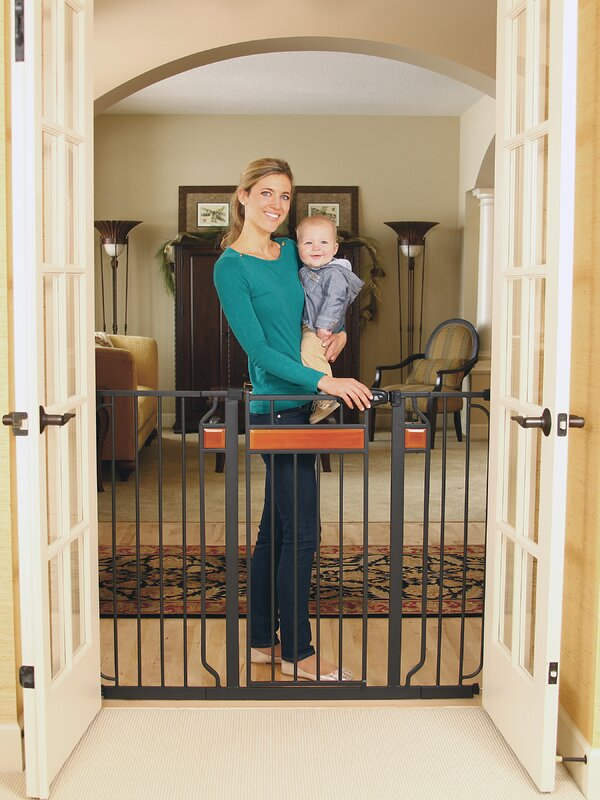 Amazing Extra Tall Home Accents Walk Thru Gate Safety Gate