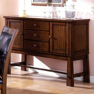 Westbury Park Transitional Style Server by Millwood Pines