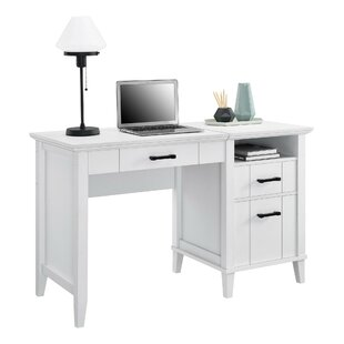 Cutrer 6 Drawer Executive Desk | Joss & Main
