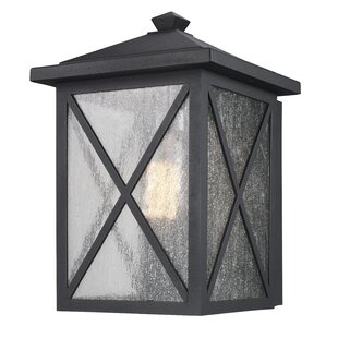 Erikson 1 Light Outdoor Wall Lantern