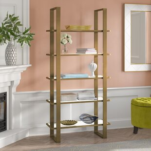 Abdallah Etagere Bookcase by Willa Arlo Interiors Purchase