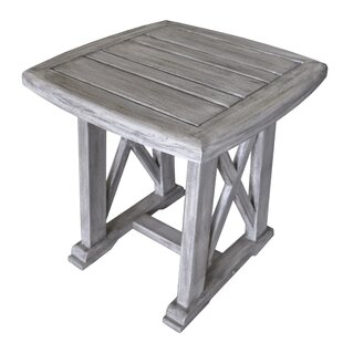 Gracie Oaks Jessica Casual Outdoor Side Table