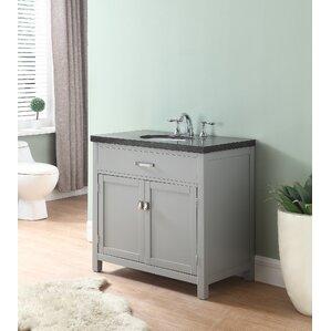 Gray Bathroom Vanities Youll Love Wayfair - Bathroom vanities under 300 us dollar for bathroom decor ideas