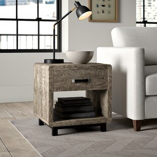 Jodi End Table by Greyleigh