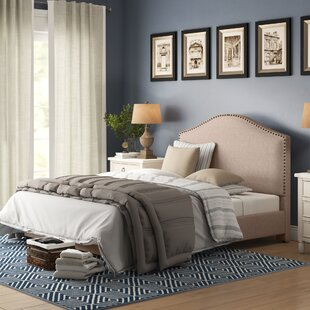 Find the perfect Penshire Upholstered Platform Bed by Birch Lane™ Heritage Reviews (2019) & Buyer's Guide