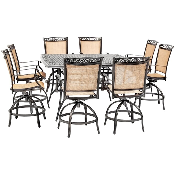 Counter Height Outdoor Dining Chairs