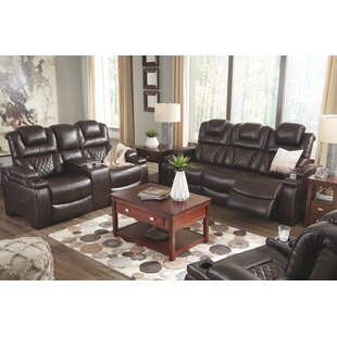 Mona Reclining Configurable Living Room Set
