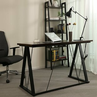 Rebrilliant Evenson Home Office Study Workstation Desk