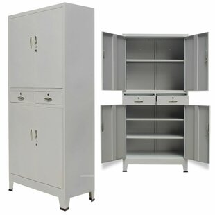 Broadway 4 Door Storage Cabinet