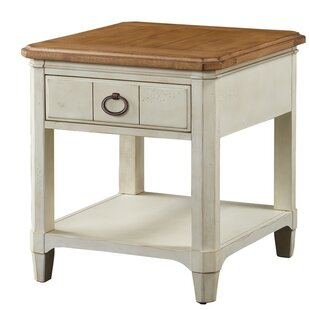 Bargain Millbrook End Table by Panama Jack Home