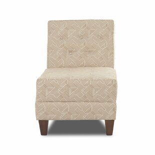 Brayden Studio Mccune Slipper Chair