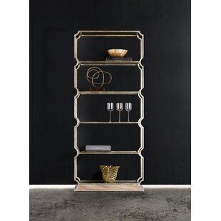Melange Etagere Bookcase Hooker Furniture