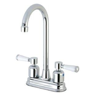 Kingston Brass Paris Hot & Cold Water Dispenser Bar Faucet