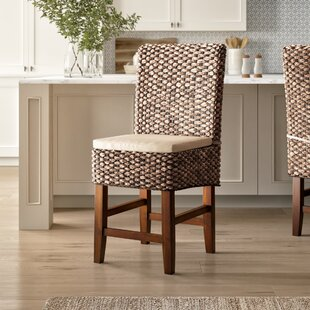 Henriqueta 22.75 Bar Stool (Set of 2) by Birch Lane™ Heritage