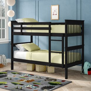 Read Reviews Reba Twin Bunk Bed by Viv + Rae Reviews (2019) & Buyer's Guide