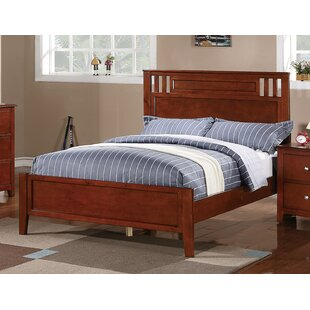 Browndell Panel Bed by Charlton Home