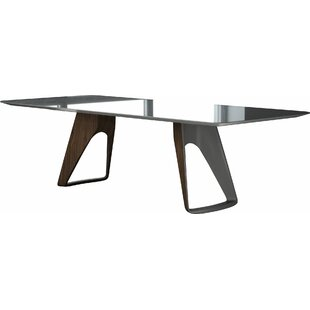 Preston Dining Table Modloft Black