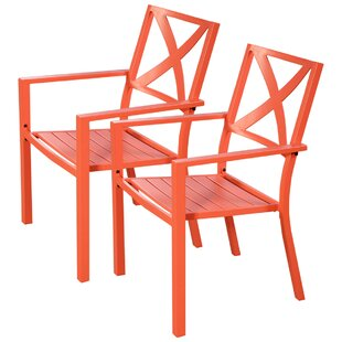 Fifer Patio Dining Chair by Breakwater Bay