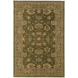 Gloucester Green Area Rug by Threadbind