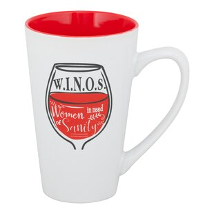 Ianthe Winos Latte Coffee Mug