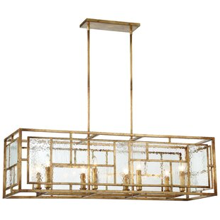 Metropolitan by Minka Edgemont 8-Light Kitchen Island Pendant