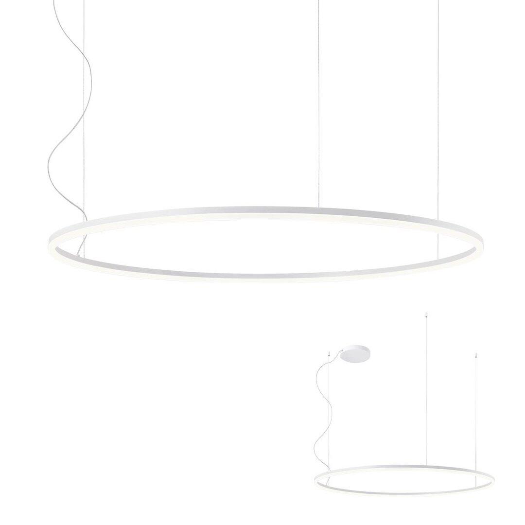 Nevaeh Indoor 1-Light LED Single Pendant