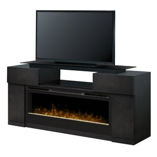 Concord 73 inch  TV Stand with Electric Fireplace