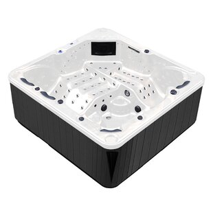 Tropic Spa Hurricane 7-Person 164-Jet Spa with LED Lights and Ozone System
