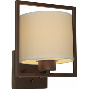 Mcmillen 1-Light Wall Sconce by Ebern Designs