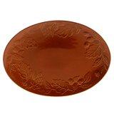 Layla Acorn Pumpkin Oval Platter