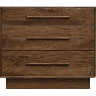 Moduluxe 3 Drawer Dresser