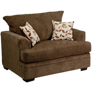 Main Chair and a Half by Brady Furniture Ind..