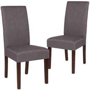 Looking for Rayford Upholstered Dining Chair (Set of 2) by Charlton Home Reviews (2019) & Buyer's Guide